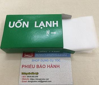 giay-uon-lanh-nho