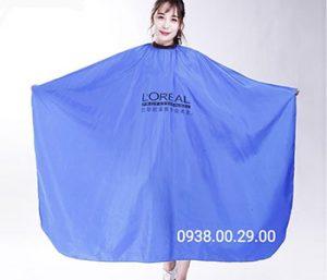 ao-choang-cat-toc-loreal-xanh